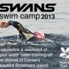 Swans Open water Swim Camp