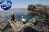Coasteering North Wales