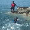 Coasteering on Anglesey