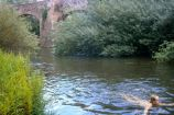 Powick Bridge, River Teme