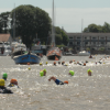 Topsham to Turf Locks, Ferrymans Charity Swim