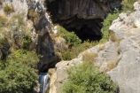 Cueva del Gato river waterfall, Andalucia, Spain