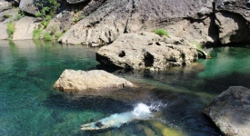 Portugal – the best wild swimming – rivers, waterfalls, lakes and hidden coves