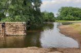 Brampford Speke, River Exe – Dive, swing, swim, beach