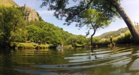 Wild Swimming introduction for beginners