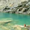 Blue Lagoon, Moel-y-Faen