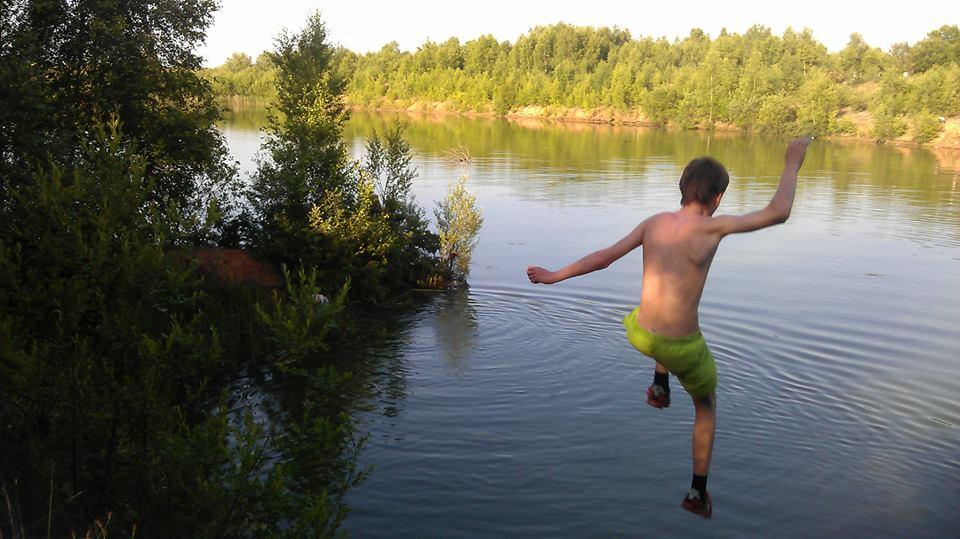 Finningley Quarry | Wild Swimming - outdoors in rivers, lakes and