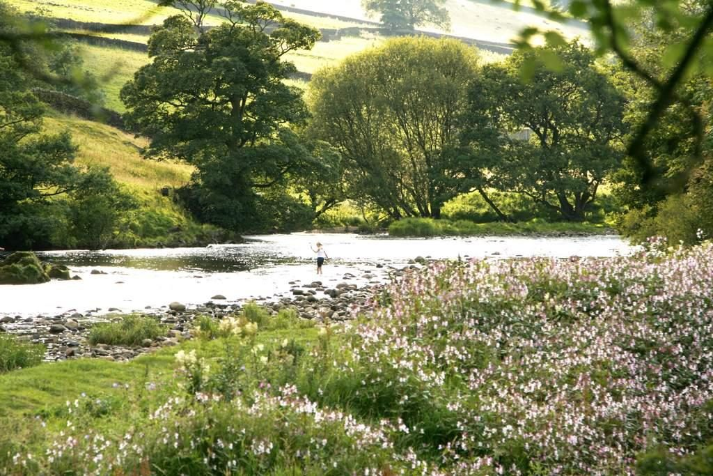 Yorkshire Dales wild swimming