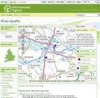 Environment Agency Water Quality Map