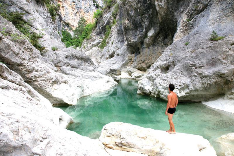 Alpes Maritimes Wild Swimming Outdoors In Rivers Lakes