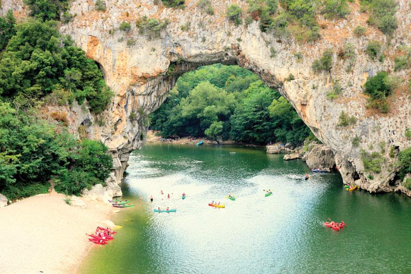Ardche wild swimming outdoors in rivers lakes and the sea ardeche france sciox Image collections