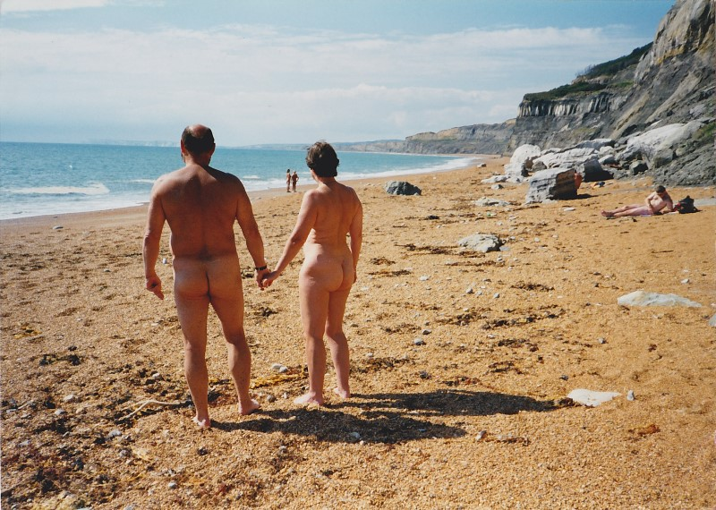 nudist beaches Devon