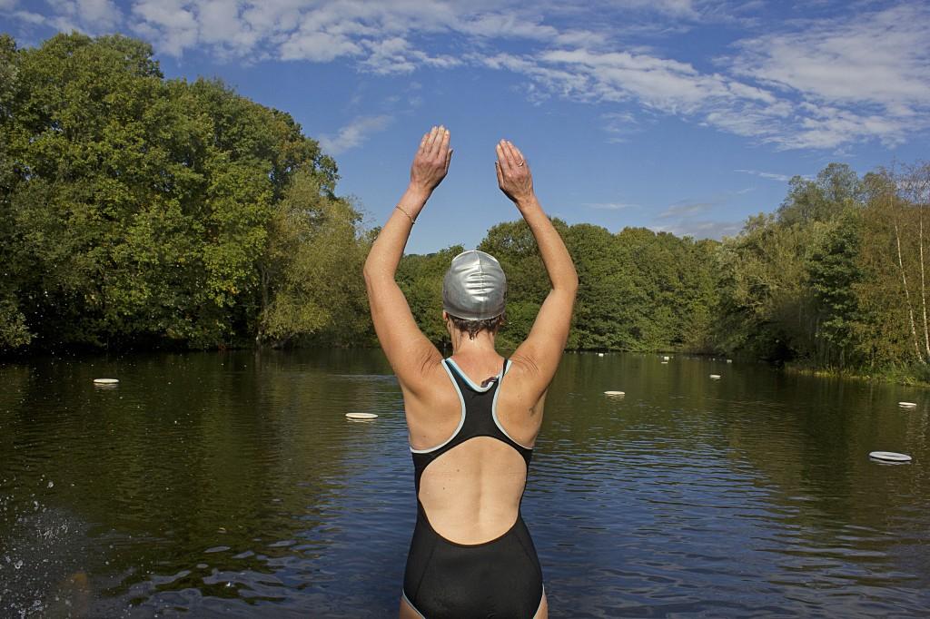 summer wild swimming walks