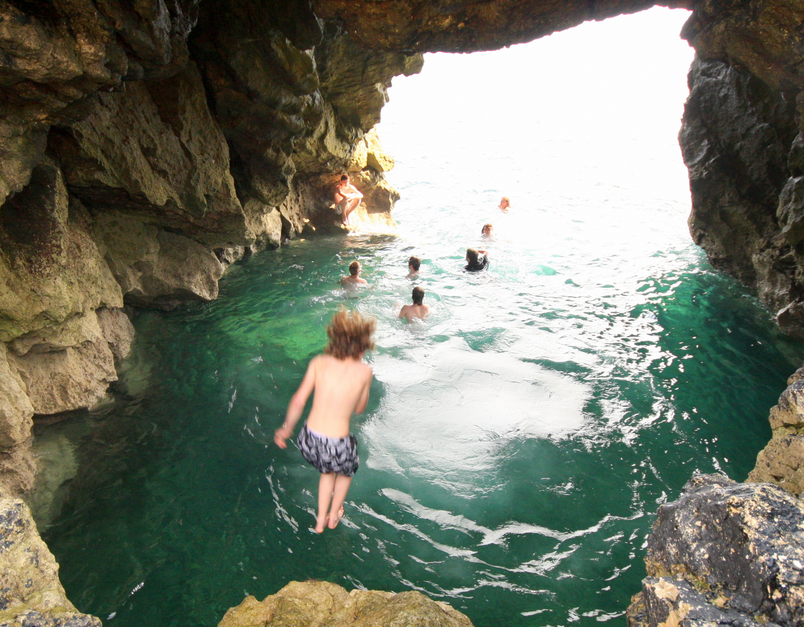Wild locations for new outdoor swimmers wild swimming - Holidays in dorset with swimming pool ...