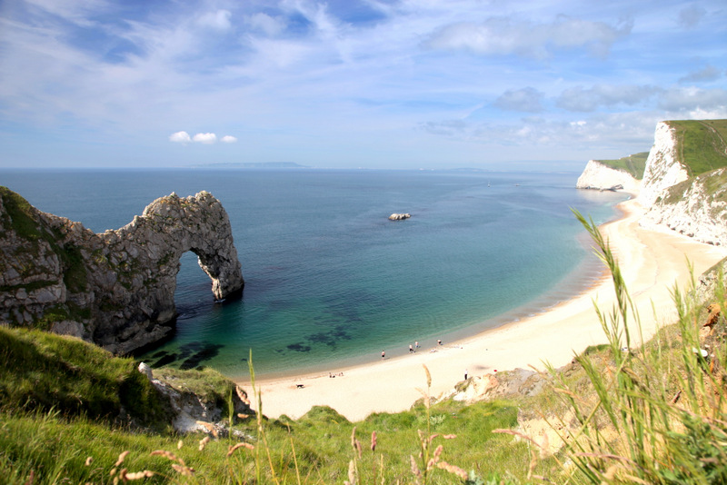 Wild Swimming Under Sea Arches And Into Sea Caves The