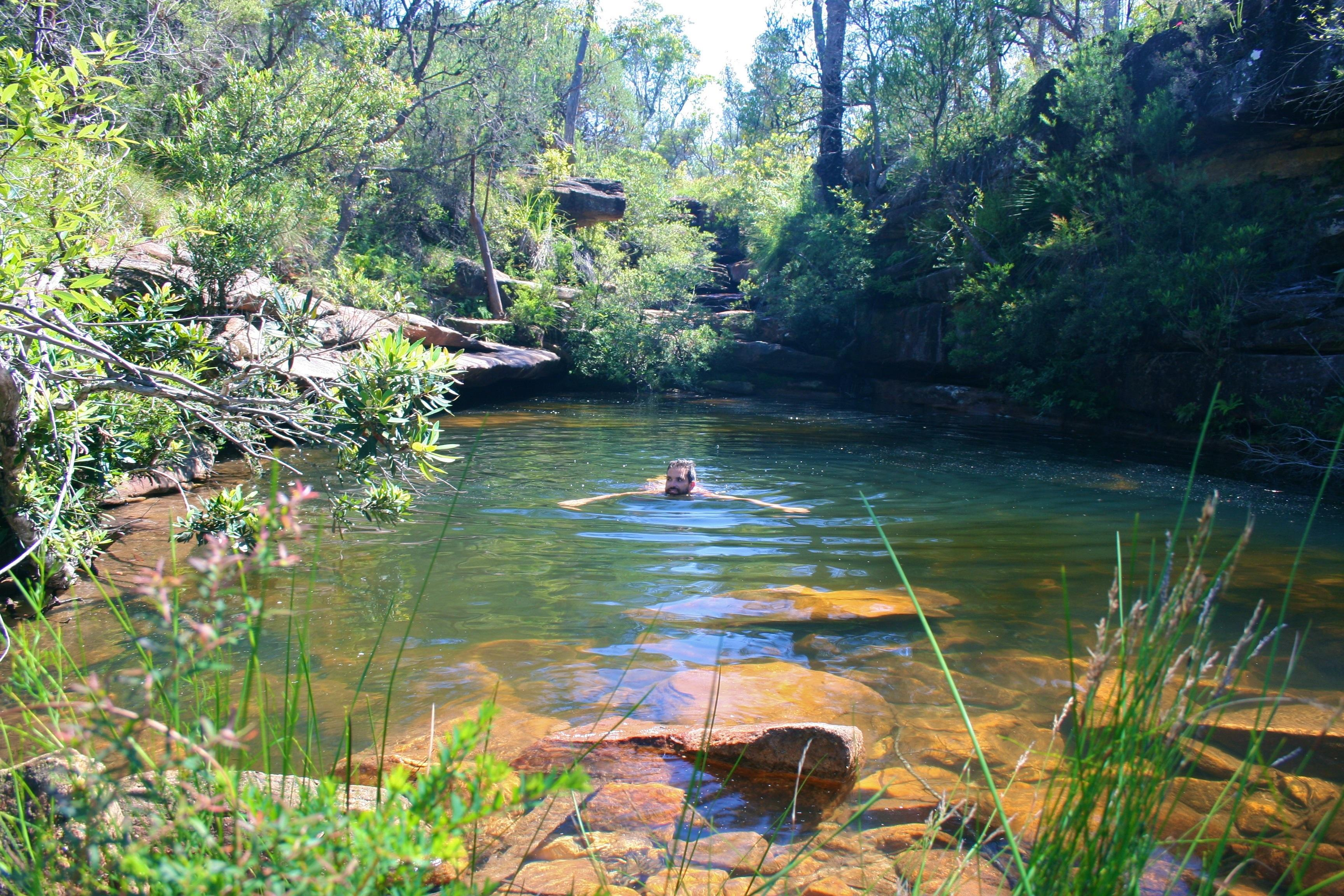 The ten most spectacular swimming hole locations in sydney australia wild swimming outdoors for Swimming pools central coast nsw