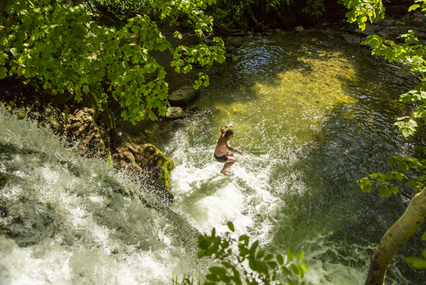 Best wild swimming adventures in the yorkshire dales - Swimming pools in south yorkshire ...