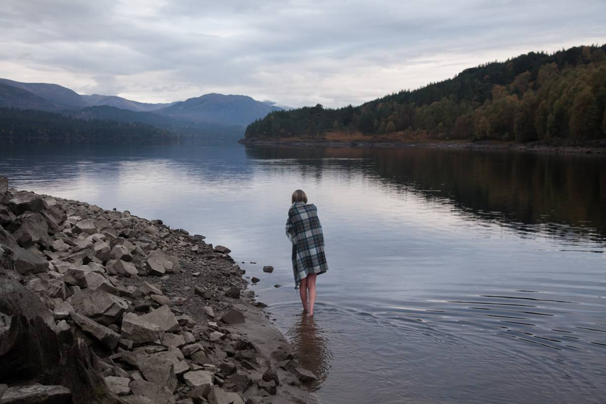 wild swimming Scotland