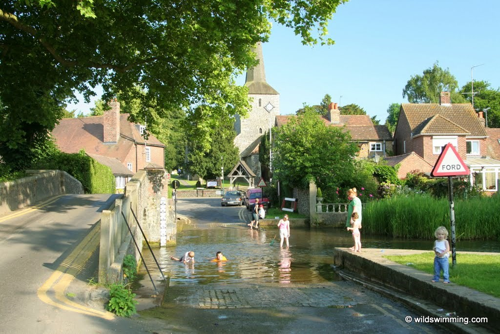 Eynsford, Darent