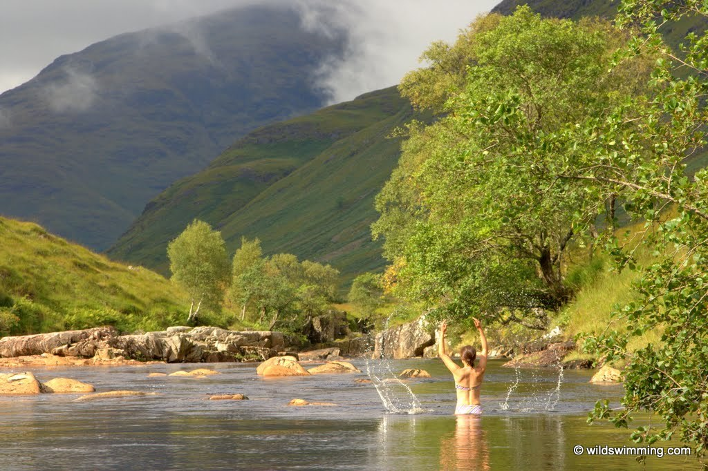 Higher Glen Etive