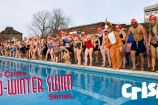 The Crisis Midwinter Swim Series