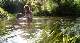 Wild swimming places near Bristol and Bath