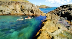 Island bagging and wild swimming – best secret islands for skinny dipping