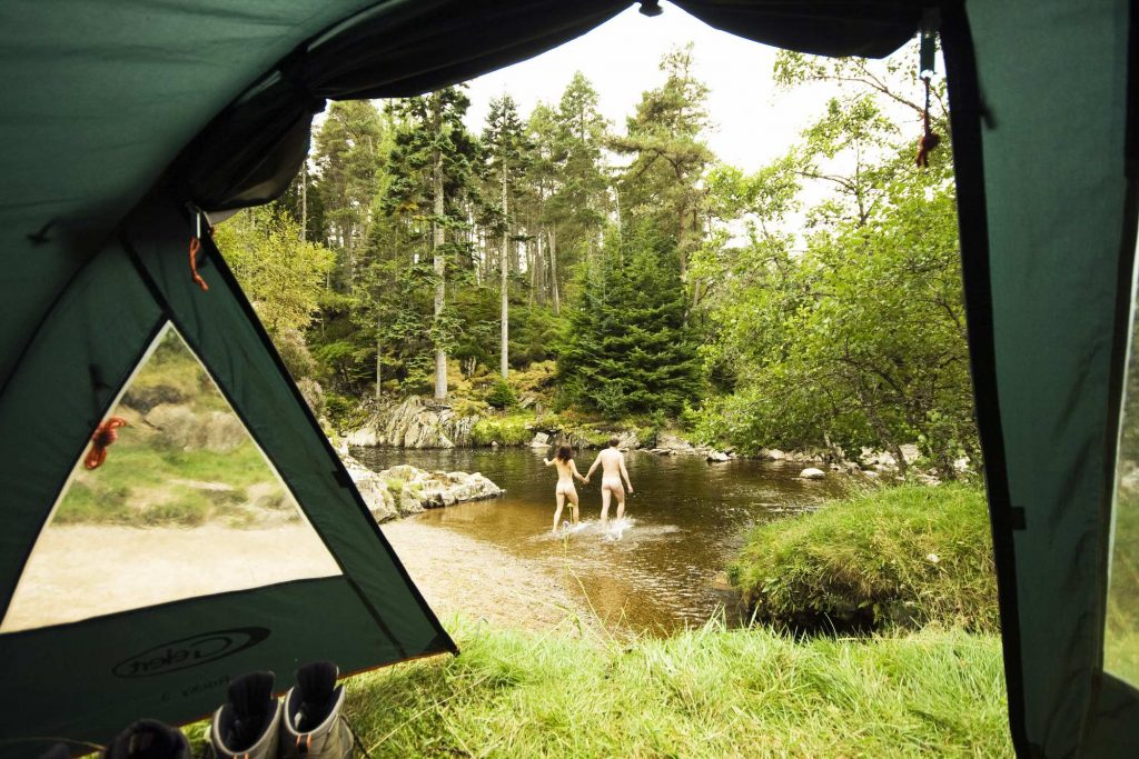 Wild swimming micro adventures the best wild swims in - Lake district campsites with swimming pool ...
