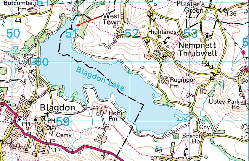blagdon wild swimming